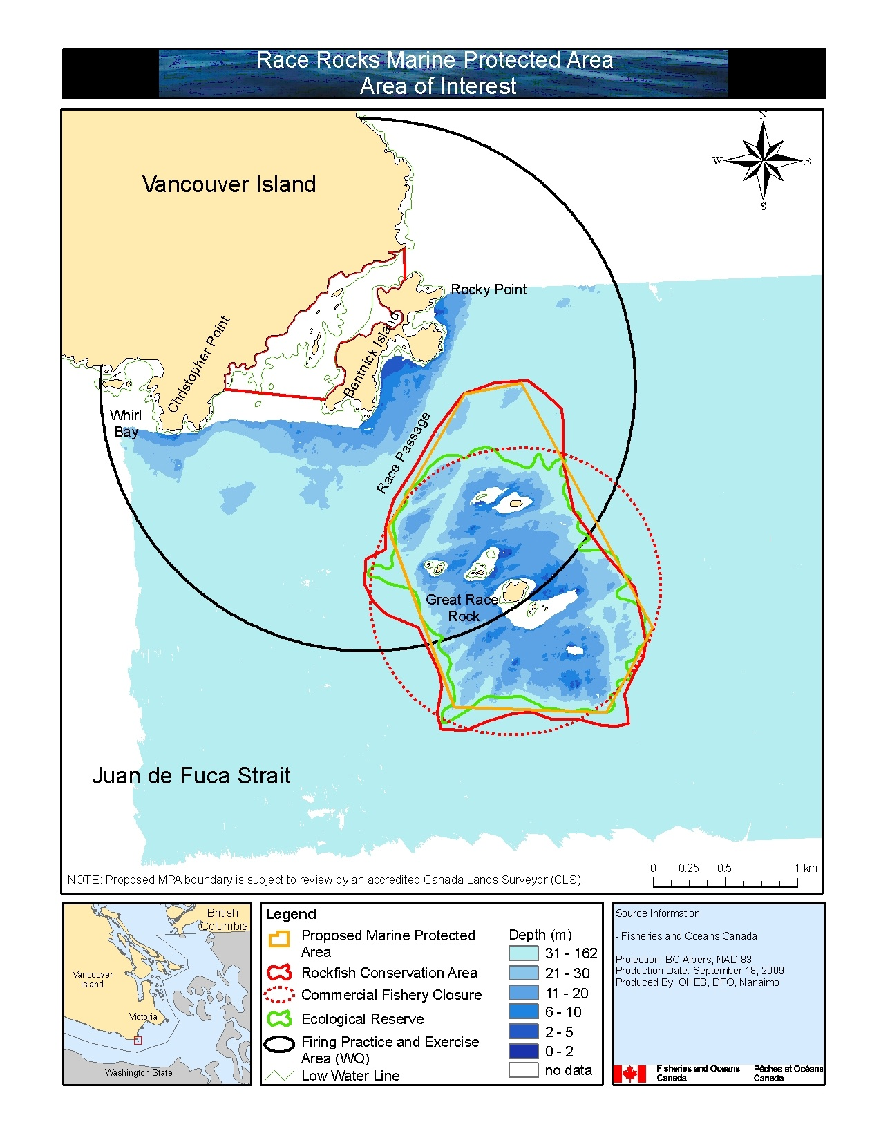 Map RRproposed MPA