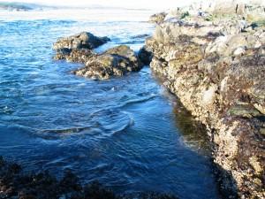 Tidepool 6 at high tide