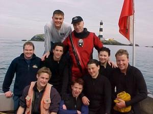 joe macinnis and dive group
