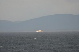 The Coho Ferry