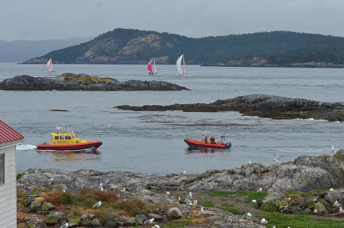 Search and Rescue boats